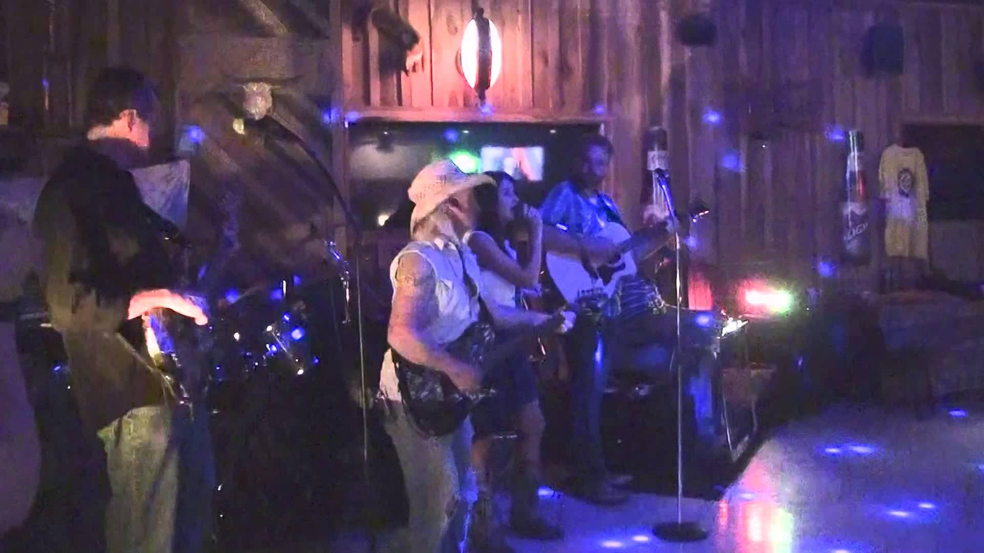 Wildman Pebo Band